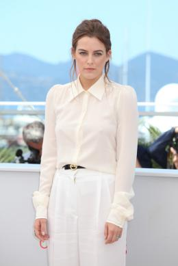 photo 16/31 - Riley Keough - Photocall Cannes 2016 - American Honey - © Isabelle Vautier pour @CommeAuCinema