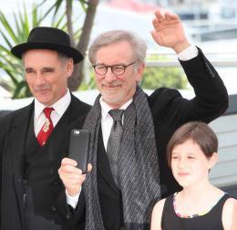 Mark Rylance Le BGG (Le Bon Gros Géant) - Festival de Cannes 2016 photo 1 sur 17