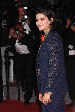 photo 61/77 - Soko - Juste La Fin du Monde Tapis Rouge - Cannes 2016 : L'équipe glamour de Juste La Fin du Monde - © Isabelle Vautier pour @CommeAuCinema