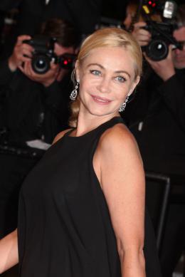 photo 31/77 - Emmanuelle Béart - Juste La Fin du Monde Tapis Rouge - Cannes 2016 : L'équipe glamour de Juste La Fin du Monde - © Isabelle Vautier pour @CommeAuCinema