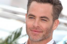 photo 6/12 - Chris Pine - Photocall Cannes 2016 - Comancheria - © Isabelle Vautier pour @CommeAuCinema