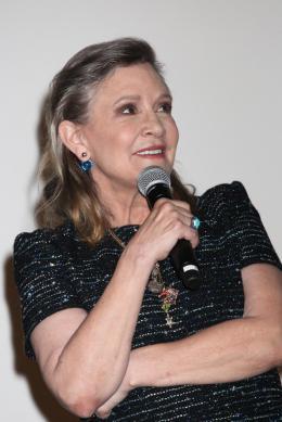 Carrie Fisher Cannes 2016 - Présentation du documentaire Bright Lights photo 4 sur 10