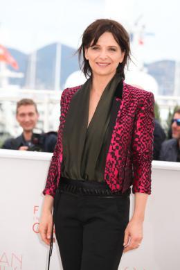 photo 13/53 - Juliette Binoche - Présentation du film au 69ème Festival de Cannes 2016 - Ma Loute - © Isabelle Vautier pour @Commeaucinema.com