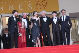 Louka Minnella La Fille Inconnue - Festival de Cannes 2016 photo 1 sur 3