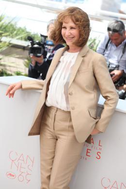 photo 27/44 - Nathalie Baye - Photocall Cannes 2016 - Juste la Fin du Monde - © Isabelle Vautier pour @CommeAuCinema