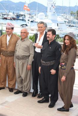 Bernard-Henri Lévy Peshmerga - Festival de Cannes 2016 photo 1 sur 10