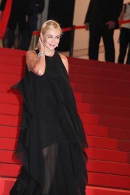 photo 71/77 - Emmanuelle Béart - Juste La Fin du Monde Tapis Rouge - Cannes 2016 : L'équipe glamour de Juste La Fin du Monde - © Isabelle Vautier pour @CommeAuCinema