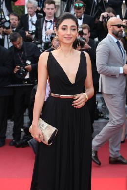 photo 32/52 - Golshifteh Farahani - Tapis rouge Cannes 2016 - Paterson - © Isabelle Vautier pour @CommeAuCinema