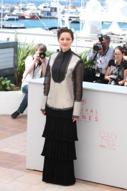 photo 19/393 - Juste la fin du monde - Festival de Cannes 2016 - Marion Cotillard - © Isabelle Vautier pour @CommeAuCinema