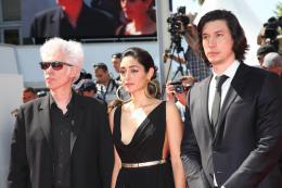 photo 25/52 - Adam Driver, Golshifteh Farahani, Jim Jarmusch - Tapis rouge Cannes 2016 - Paterson - © Isabelle Vautier pour @CommeAuCinema