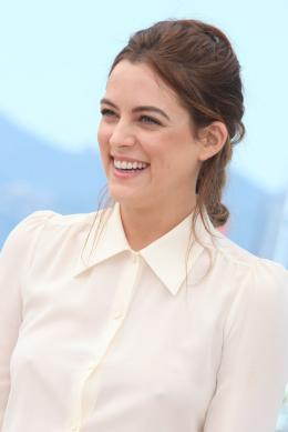 photo 15/31 - Riley Keough - Photocall Cannes 2016 - American Honey - © Isabelle Vautier pour @CommeAuCinema