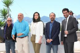 Asghar Farhadi Le Client - Festival de Cannes 2016 photo 2 sur 23