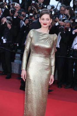 photo 1/393 - Mal de Pierres - Festival de Cannes 2016 - Marion Cotillard - © Isabelle Vautier pour @Commeaucinema.com