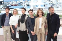 photo 7/379 - Juste la fin du monde - Festival de Cannes 2016 - Marion Cotillard - © Isabelle Vautier pour @CommeAuCinema