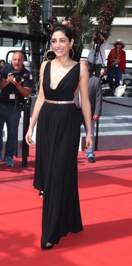 photo 30/52 - Golshifteh Farahani - Tapis rouge Cannes 2016 - Paterson - © Isabelle Vautier pour @CommeAuCinema