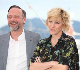 Ma Loute Jean-Luc Vincent, Valeria Bruni-Tedeschi - Présentation du film au 69ème Festival de Cannes 2016 photo 10 sur 53