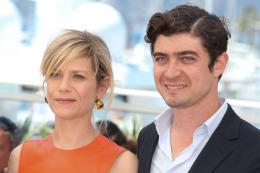 photo 12/18 - Marina Fo�s, Riccardo Scamarcio - Photocall Cannes 2016 - Pericle Il Nero - © Isabelle Vautier pour @CommeAuCinema