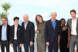 La Fille Inconnue Jérémie Renier, Louka Minnella, Jean-Pierre Dardenne, Adele Haenel, Luc Dardenne, Nadège Ouedraogo - Photocall Cannes 2016 photo 10 sur 29