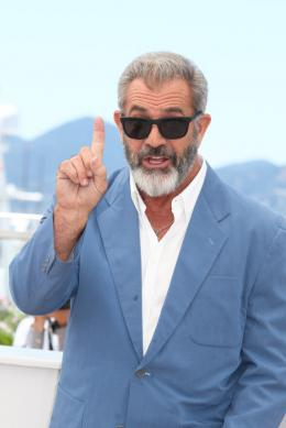 photo 25/42 - Mel Gibson - Cannes 2016 Photocall - Blood Father - © Isabelle Vautier pour @CommeAuCinema