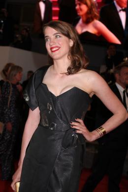 photo 28/29 - Adèle Haenel - Tapis Rouge Cannes 2016 - La Fille Inconnue - © Isabelle Vautier pour @CommeAuCinema
