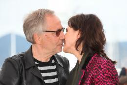 photo 18/53 - Fabrice Luchini, Juliette Binoche - Présentation du film au 69ème Festival de Cannes 2016 - Ma Loute - © Isabelle Vautier pour @Commeaucinema.com