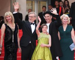 Ruby Barnhill Le BGG (Le Bon Gros Géant) - Festival de Cannes 2016 photo 4 sur 17