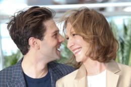 photo 39/44 - Xavier Dolan, Nathalie Baye - Photocall Cannes 2016 - Juste la Fin du Monde - © Isabelle Vautier pour @CommeAuCinema