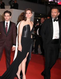 photo 38/77 - Marion Cotillard - Juste La Fin du Monde Tapis Rouge - Cannes 2016 : L'équipe glamour de Juste La Fin du Monde - © Isabelle Vautier pour @CommeAuCinema