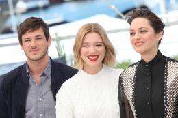 photo 20/393 - Juste la fin du monde - Festival de Cannes 2016 - Marion Cotillard - © Isabelle Vautier pour @CommeAuCinema