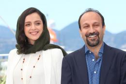 photo 24/26 - Taraneh Alidoosti, Asghar Farhadi - Cannes 2016 Photocall - Le Client - © Isabelle Vautier pour @CommeAuCinema