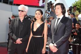 photo 24/52 - Adam Driver, Golshifteh Farahani, Jim Jarmusch - Tapis rouge Cannes 2016 - Paterson - © Isabelle Vautier pour @CommeAuCinema