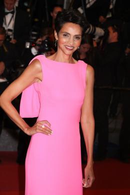 photo 62/77 - Farida Khelfa - Juste La Fin du Monde Tapis Rouge - Cannes 2016 : L'équipe glamour de Juste La Fin du Monde - © Isabelle Vautier pour @CommeAuCinema