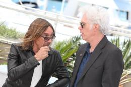 photo 19/24 - Iggy Pop, Jim Jarmusch - Photocall Cannes 2016 - Gimme Danger - © Isabelle Vautier pour @CommeAuCinema