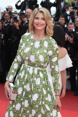photo 25/102 - Alice Taglioni - Tapis rouge d'ouverture / Café Society - Cannes 2016 : Café Society ouvre les festivités - © Isabelle Vautier pour @Commeaucinema.com