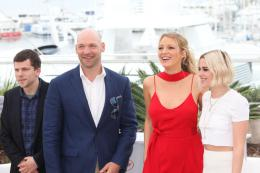 photo 24/49 - Jesse Eisenberg, Corey Stoll, Blake Lively, Kristen Stewart - Cannes 2016 - Caf� Society - © Isabelle Vautier pour @Commeaucinema.com