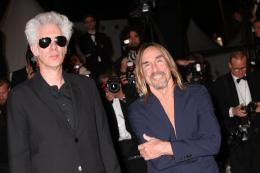 photo 12/24 - Jim Jarmusch, Iggy Pop - Cannes 2016 Tapis Rouge - Gimme Danger - © Isabelle Vautier pour @CommeAuCinema