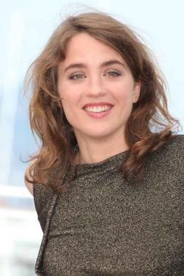 photo 11/29 - Adèle Haenel - Photocall Cannes 2016 - La Fille Inconnue - © Isabelle Vautier pour @CommeAuCinema
