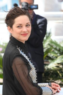 photo 4/379 - Juste la fin du monde - Festival de Cannes 2016 - Marion Cotillard - © Isabelle Vautier pour @CommeAuCinema