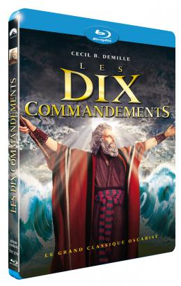 photo 13/13 - Blu-Ray - Les Dix commandements - © Paramount Home Entertainment Vidéo