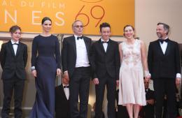 photo 50/53 - L'équipe du film - Présentation du film au 69ème Festival de Cannes 2016 - Ma Loute - © Isabelle Vautier pour @CommeAuCinema