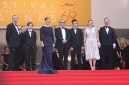 photo 39/53 - L'équipe du film - Présentation du film au 69ème Festival de Cannes 2016 - Ma Loute - © Isabelle Vautier pour @CommeAuCinema