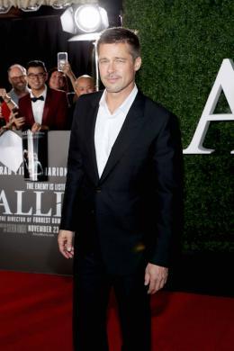 Brad Pitt Alliés - Avant-première du film à Los Angeles photo 8 sur 448