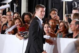 Brad Pitt Alliés - Avant-première du film à Los Angeles photo 2 sur 448