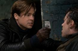 photo 21/42 - Brad Pitt - Alliés - © Paramount