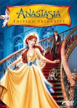 photo 11/15 - Dvd - Edition princesse - Anastasia