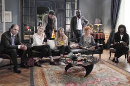 photo 3/10 - Claudia Tagbo, Julie Depardieu, Julie Gayet, Lucien Jean-Baptiste, Nino Kirtadze - C'est quoi cette Famille ?! - © UGC Distribution