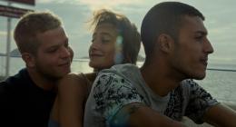 Corniche Kennedy Alain Demaria, Lola Creton, Kamel Kadri photo 3 sur 7