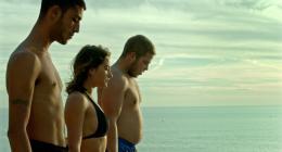 Corniche Kennedy Kamel Kadri, Lola Creton, Alain Demaria photo 6 sur 7
