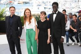 Souleymane Seye Ndiaye Cannes 2017 - Photocall Jeune femme photo 1 sur 1