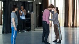 Polina, danser sa vie Juliette Binoche & Niels Schneider photo 1 sur 16